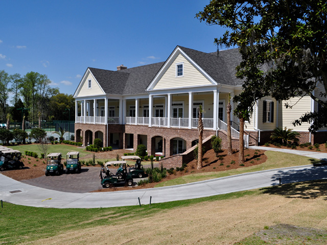 Savannah Golf Club Construction Management